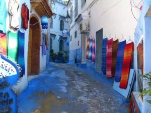 El pueblo azul;  Chefchaouen, Marruecos (13)