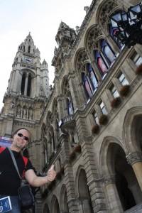 ayuntamiento Viena